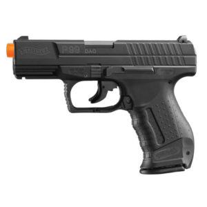 WALTHER P99 CO2 AIRSOFT - BLACK